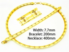 HY Wholesale Necklaces Bracelets Sets (Snake Style)-HY61S0420HLX