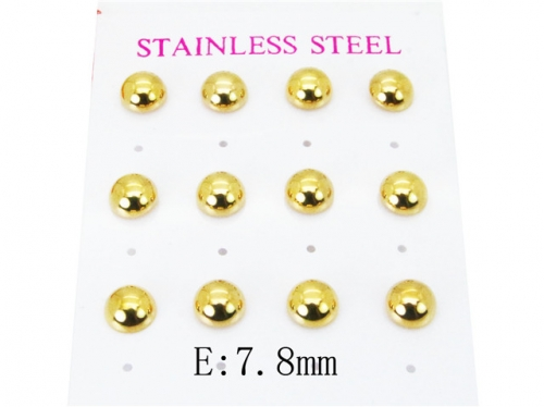 HY Wholesale Stainless Steel 316L Small Stud-HY59E0517OL