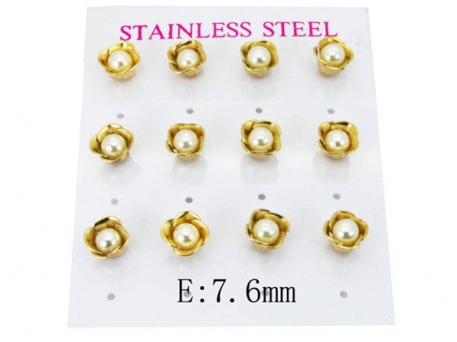 HY Wholesale Stainless Steel 316L Small Stud-HY59E0523HIL