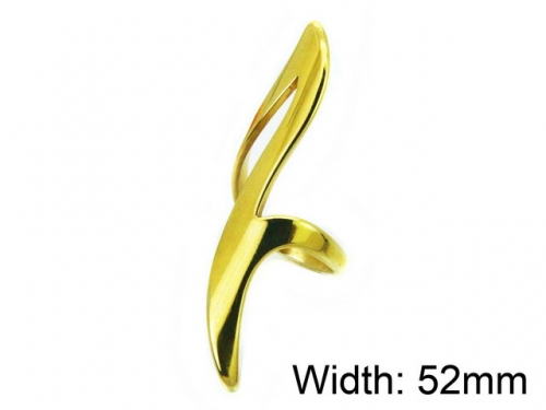 HY Wholesale Stainless Steel 316L Woman Rings-HY16R0428NA