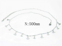 HY Wholesale Stainless Steel 316L Necklaces-HY54N0302NL