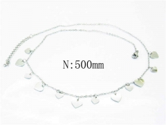 HY Wholesale Stainless Steel 316L Necklaces-HY54N0299N5