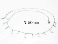 HY Wholesale Stainless Steel 316L Necklaces-HY54N0298N5
