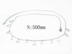 HY Wholesale Stainless Steel 316L Necklaces-HY54N0301N5