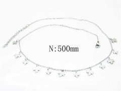 HY Wholesale Stainless Steel 316L Necklaces-HY54N0303N5