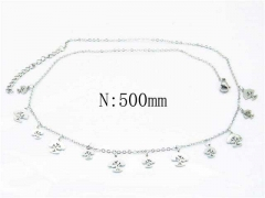 HY Wholesale Stainless Steel 316L Necklaces-HY54N0300NL
