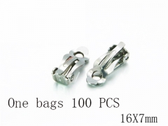 HY Stainless Steel 316L Jewelry Fitting-HY70A0738LSS