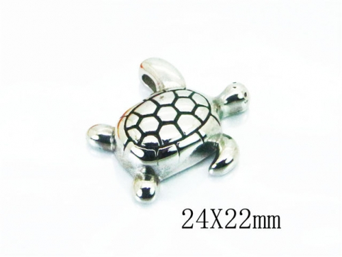 HY Wholesale Stainless Steel 316L Animal Pendant-HY28P0133NW