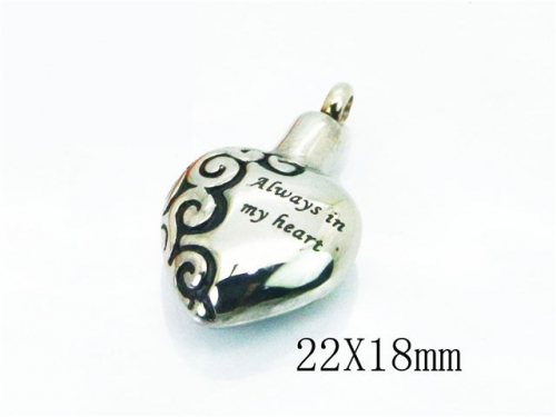 HY Wholesale Stainless Steel 316L Pendant-HY28P0141NG
