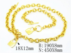 HY Wholesale Necklaces Bracelets Sets-HY40S0297JJE