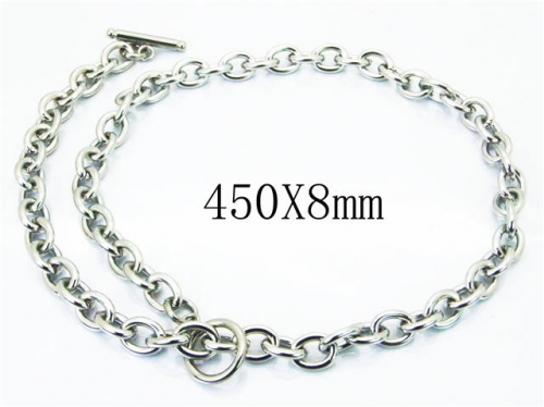 HY Stainless Steel 316L Rolo Chains-HY40N1016OT