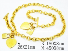 HY Wholesale Necklaces Bracelets Sets-HY40S0300JPE