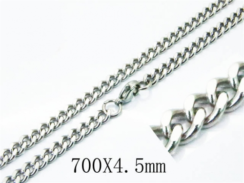 HY Stainless Steel 316L Curb Chains-HY40N1009KC
