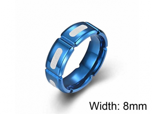 HY Wholesale 316L Stainless Steel rings-HY0052R010