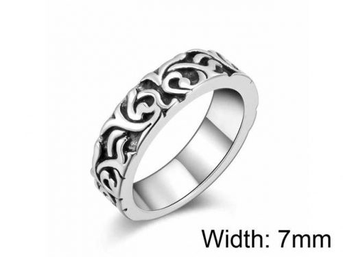 HY Wholesale 316L Stainless Steel Casting rings-HY0052R013