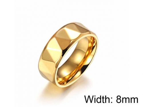 HY Wholesale 316L Stainless Steel rings-HY0052R009