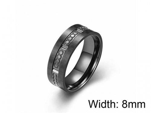 HY Wholesale 316L Stainless Steel rings-HY0052R002