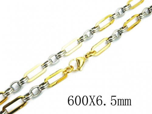 HY Wholesale 316L Stainless Steel Chains-HY40N1045I3F