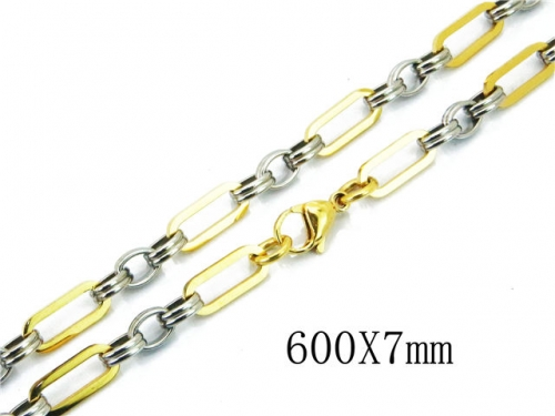 HY Wholesale 316L Stainless Steel Chains-HY40N1027IJD