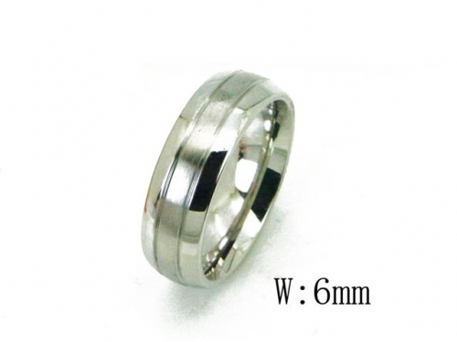 HY Wholesale 316L Stainless Steel Rings-HY23R0058IX