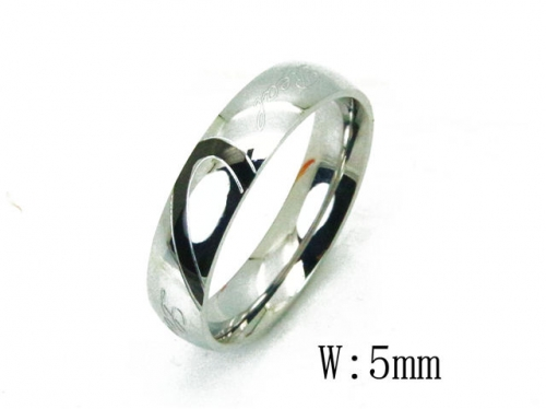 HY Wholesale 316L Stainless Steel Rings-HY23R0067IO