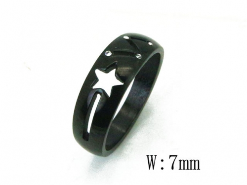 HY Wholesale 316L Stainless Steel Rings-HY23R0065LC