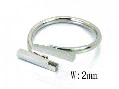 HY Wholesale 316L Stainless Steel Rings-HY19R0020PA
