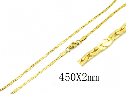 HY Wholesale 316 Stainless Steel Chain-HY62N0314JL