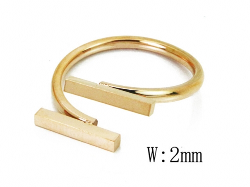 HY Wholesale 316L Stainless Steel Rings-HY19R0022PZ