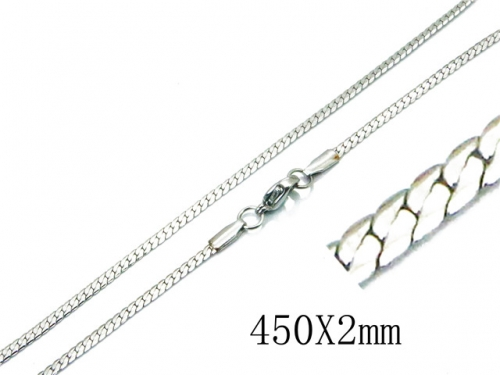HY Wholesale 316 Stainless Steel Chain-HY62N0324IO
