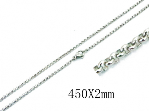 HY Wholesale 316 Stainless Steel Chain-HY62N0310IQ