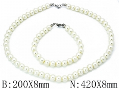 HY Wholesale Necklaces Bracelets Sets-HY70S00055L0