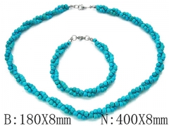 HY Wholesale Necklaces Bracelets Sets-HY70S0008H00