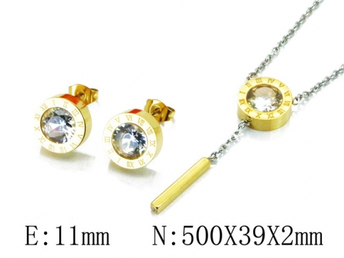 HY Wholesale Jewelry Set-HY59S1367PL