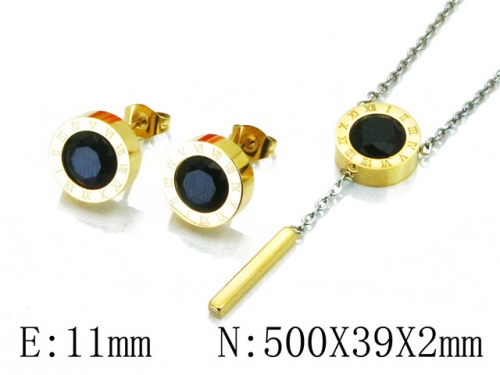 HY Wholesale Jewelry Set-HY59S1364PL