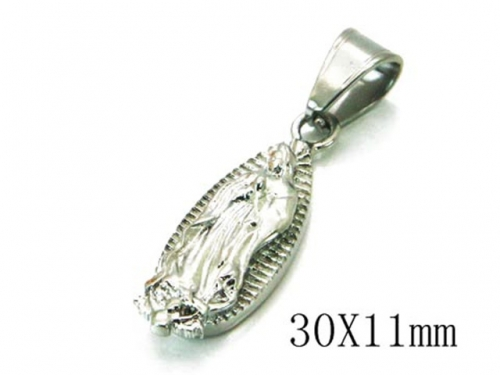 HY 316L Stainless Steel Pendant-HY13P0570OQ