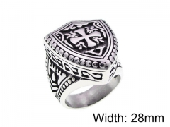 HY Wholesale 316L Stainless Steel Rings-HY0055R039
