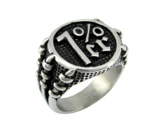 HY Wholesale 316L Stainless Steel Rings-HY0055R036