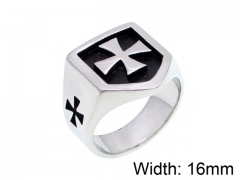 HY Wholesale 316L Stainless Steel Rings-HY0055R038