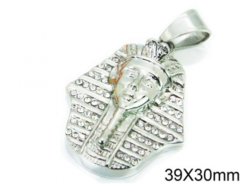 HY 316L Stainless Steel Pendant-HY13P0949HIT