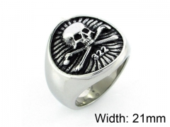 HY Wholesale 316L Stainless Steel Rings-HY0055R037