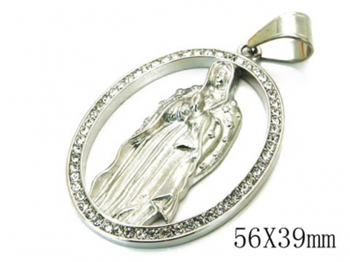 HY 316L Stainless Steel Pendant-HY13P0559HIS