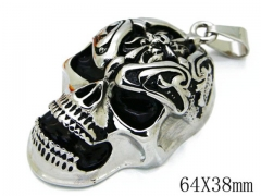 HY Stainless Steel 316L Pendants (Skull Style)-HY06P0848H50