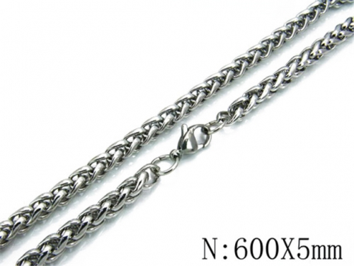HY Wholesale 316 Stainless Steel Chain-HY40N0553LZ