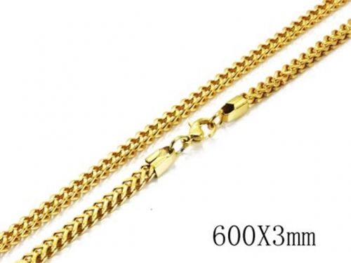 HY Wholesale 316 Stainless Steel Chain-HY40N0858HMZ