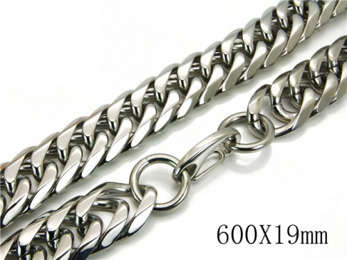 HY Stainless Steel 316L Curb Chains-HY18N0105MOY