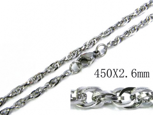 HY Stainless Steel 316L Mesh Chains-HY61N0003J5