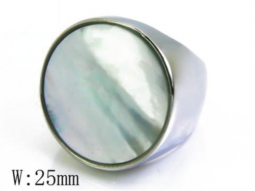 HY Stainless Steel 316L Shell Rings-HY15R0649H70