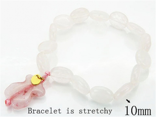 HY Wholesale Stainless Steel 316L Bracelets (Bear Style)-HY64B0535HOT