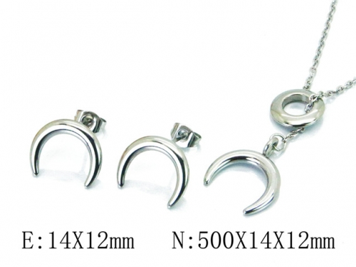 HY 316 Stainless Steel jewelry Set-HY59S1378NLE